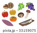 秋の食べ物 33159075