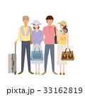 旅行 家族 ベクターのイラスト 33162819