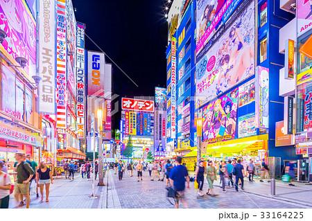 東京 秋葉原駅 電気街口 駅前の風景 33164225
