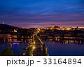 夜景 プラハ プラハ城の写真 33164894
