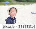 砂浜 ビーチ 人物の写真 33165614