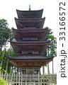 【重要文化財・佐渡島観光名所】妙宣寺 五重塔 33166572