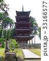 【重要文化財・佐渡島観光名所】妙宣寺 五重塔 33166577