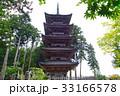 【重要文化財・佐渡島観光名所】妙宣寺 五重塔 33166578