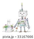 猫とロボット 33167666
