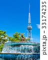 《愛知県》名古屋・都市風景《夏》 33174235