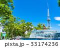 《愛知県》名古屋・都市風景《夏》 33174236