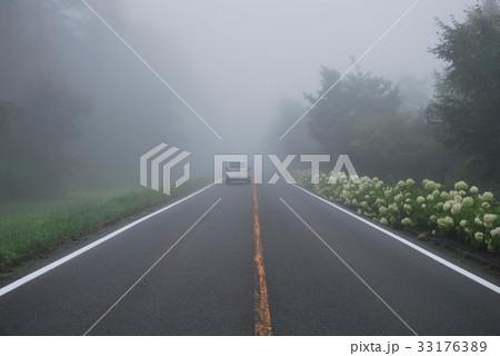 八ヶ岳ズームライン 霧中 33176389