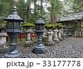 日光東照宮 灯篭 世界遺産の写真 33177778