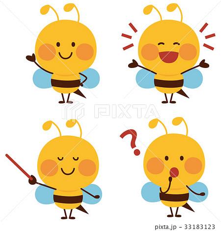ハチ 33183123