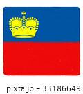 国旗 リヒテンシュタイン公国 33186649