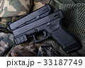 9ミリメートル 銃 ハンドガンの写真 33187749