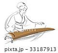 琴奏者 33187913