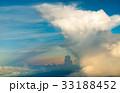 雲 クラウド くもの写真 33188452