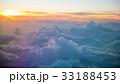 雲 クラウド くもの写真 33188453