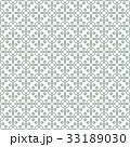 柄 パターン 模様のイラスト 33189030