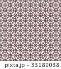 柄 パターン 模様のイラスト 33189038