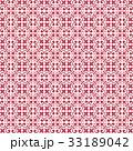 柄 パターン 模様のイラスト 33189042