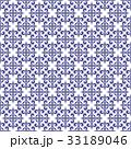 柄 パターン 模様のイラスト 33189046