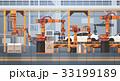 組み立て 自動 自動的のイラスト 33199189