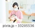女性 歯医者 歯科の写真 33205536