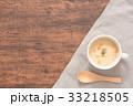 スープ コピースペース ランチョンマットの写真 33218505