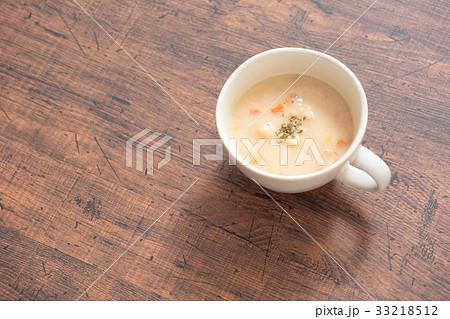 スープ クラムチャウダー 33218512