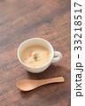 スープ 汁物 クラムチャウダーの写真 33218517