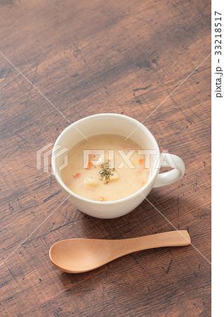 スープ クラムチャウダー 33218517
