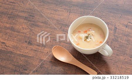 スープ クラムチャウダー 33218519