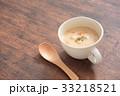 スープ 汁物 クラムチャウダーの写真 33218521
