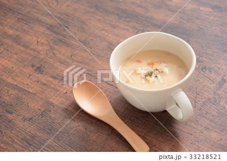 スープ クラムチャウダー 33218521
