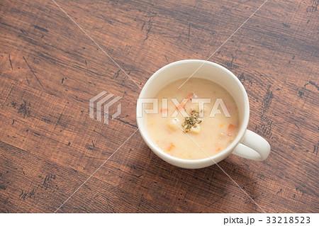 スープ クラムチャウダー 33218523