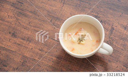 スープ クラムチャウダー 33218524