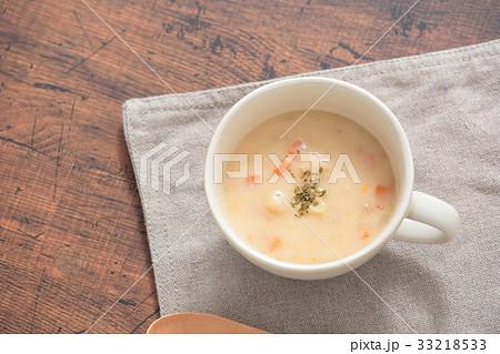 スープ クラムチャウダー 33218533
