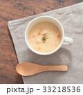 スープ 汁物 クラムチャウダーの写真 33218536