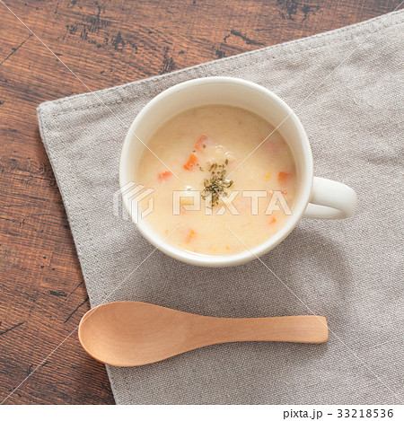 スープ クラムチャウダー 33218536