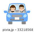 夫婦 自動車 運転のイラスト 33218568