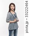 20代 若い 女性の写真 33222464
