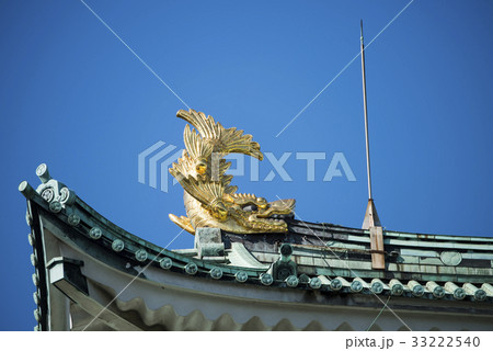 秋の名古屋城 33222540