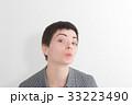 女性 髪 毛の写真 33223490