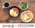 朝食イメージ スキレット 33225006