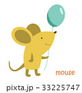 鼠 ねずみ マウスのイラスト 33225747
