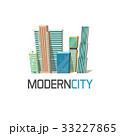 都市 ビル 建物のイラスト 33227865