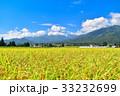 安曇野 田園風景 田園の写真 33232699