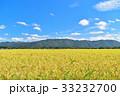 安曇野 田園風景 田園の写真 33232700