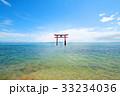 琵琶湖 白鬚神社 33234036
