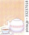 ポットとカップ 33237018
