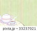 ポットとカップ 33237021
