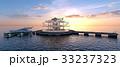 海上ヘリポート 33237323